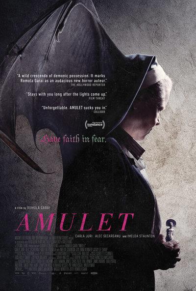 Amulet movie poster