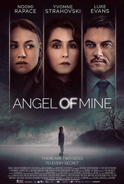 Angel of Mine movie poster
