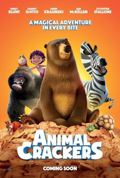 Animal Crackers movie poster