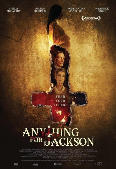 Anything For Jackson movie poster