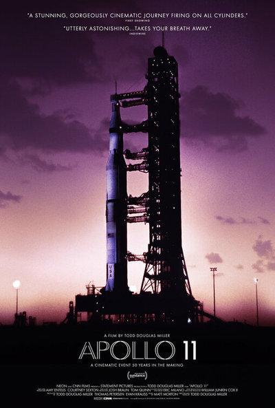 Apollo 11 movie poster