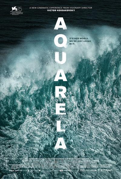 Aquarela movie poster