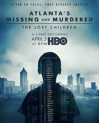 Atlanta's Missing and Murdered: The Lost Children movie poster