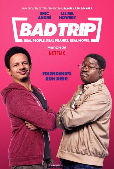 Bad Trip movie poster