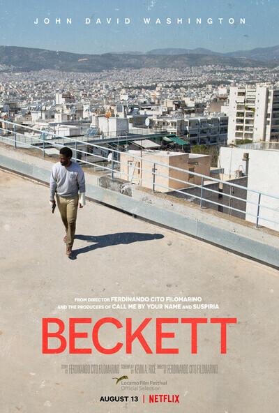 Beckett movie poster