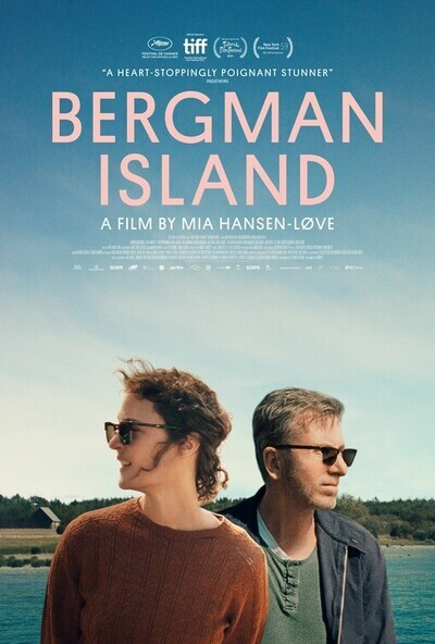 Bergman Island movie poster