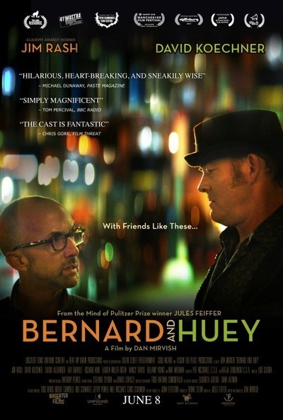 Bernard and Huey movie poster