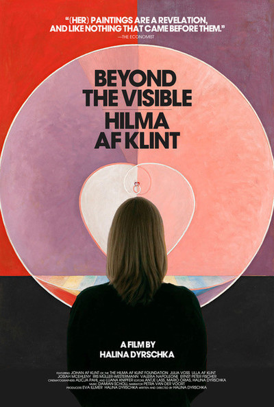 Beyond the Visible - Hilma af Klint movie poster