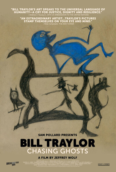 Bill Traylor: Chasing Ghosts movie poster