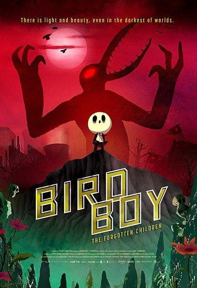 Birdboy: The Forgotten Children movie poster