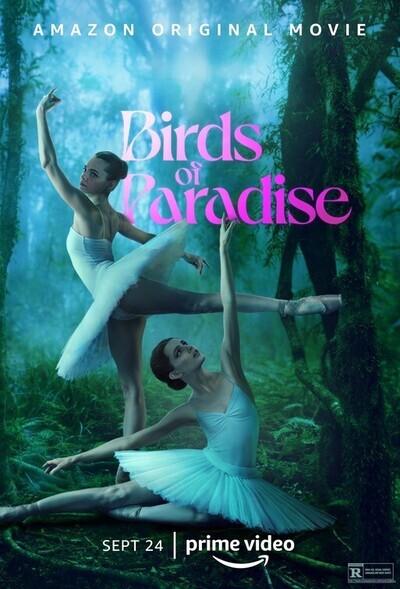 Birds of Paradise movie poster