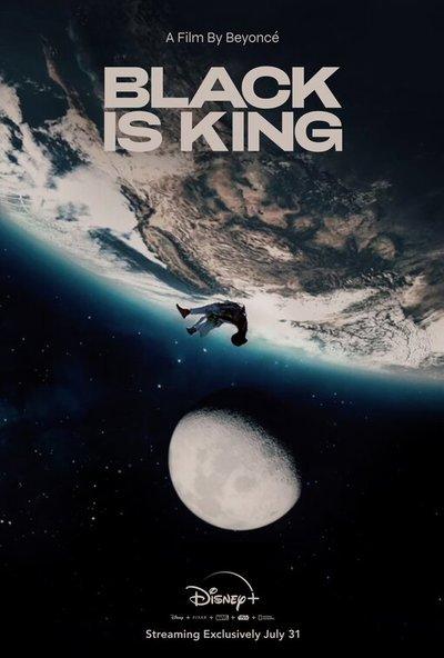 Black Is King movie poster