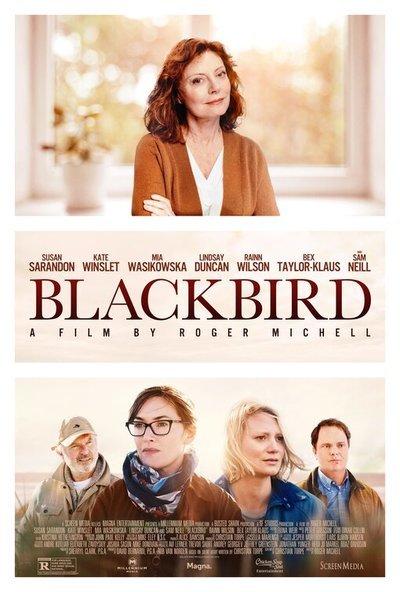 Blackbird movie poster