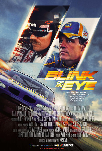 Blink of an Eye movie poster