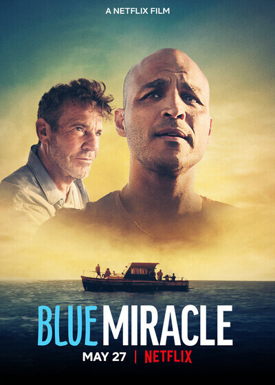Blue Miracle movie poster