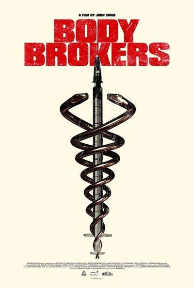 Body Brokers movie poster