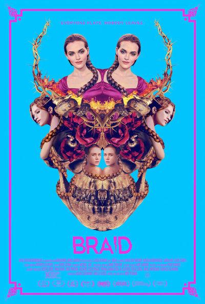 Braid movie poster