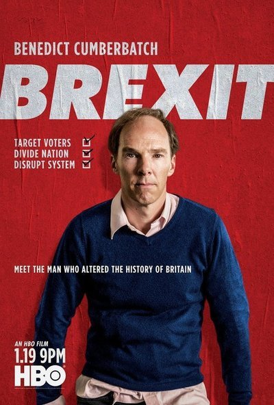 Brexit movie poster