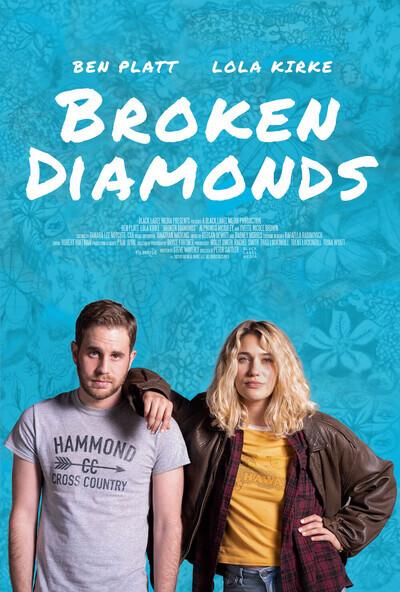 Broken Diamonds movie poster