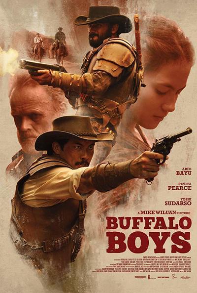 Buffalo Boys movie poster