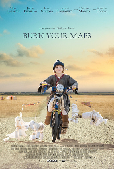 Burn Your Maps movie poster