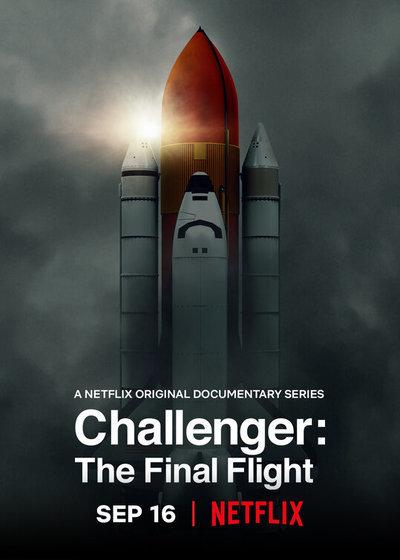 Challenger: The Final Flight movie poster
