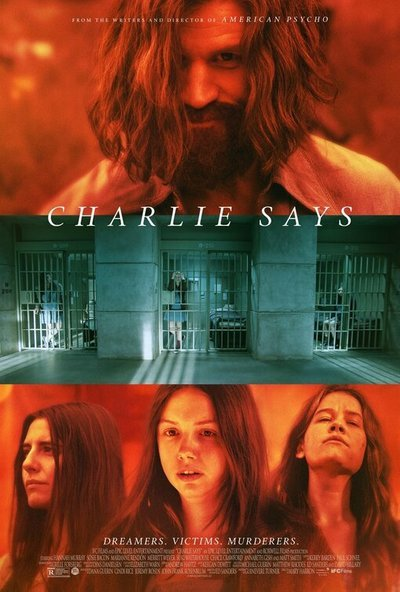 Charlie Says movie poster