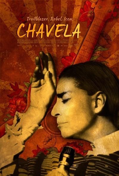 Chavela movie poster