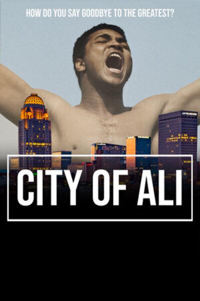 City of Ali movie poster