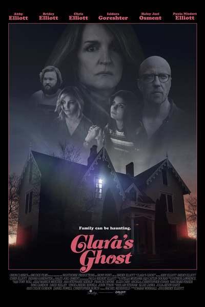 Clara's Ghost movie poster