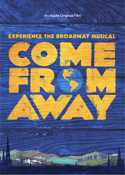 Come From Away movie poster