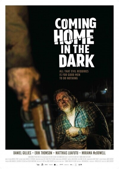 Coming Home in the Dark movie poster