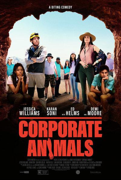 Corporate Animals movie poster