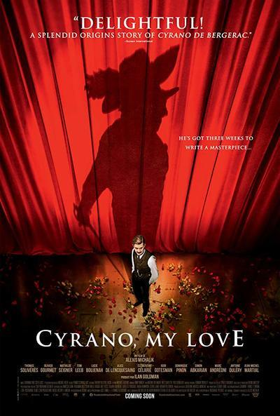 Cyrano, My Love movie poster
