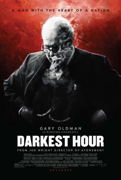 Darkest Hour movie poster
