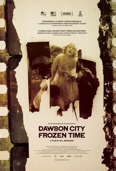 Dawson City: Frozen Time movie poster