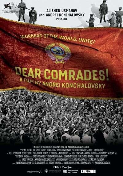 Dear Comrades movie poster