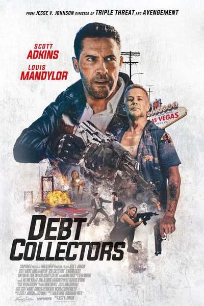 Debt Collectors movie poster