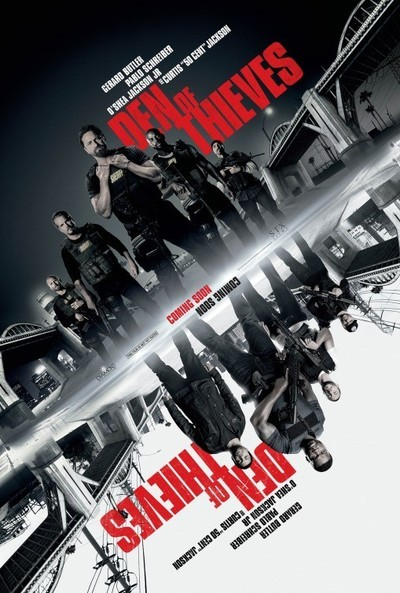Den of Thieves movie poster
