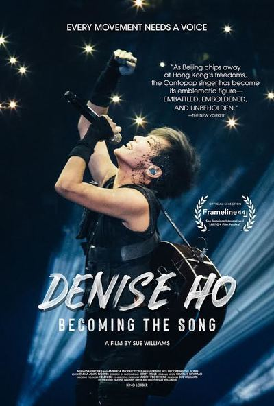 Denise Ho: Becoming the Song movie poster