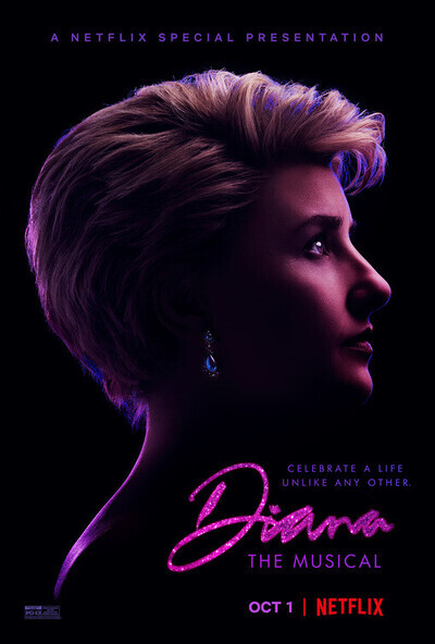 Diana: The Musical movie poster