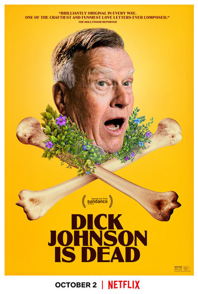 Dick Johnson Is Dead movie poster