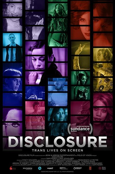 Disclosure: Trans Lives On Screen movie poster