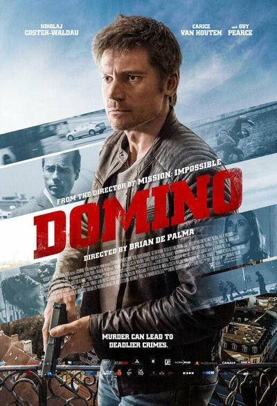 Domino movie poster