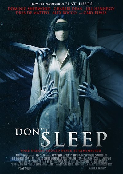 Don't Sleep movie poster