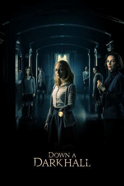 Down a Dark Hall movie poster