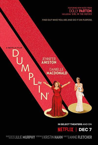 Dumplin' movie poster