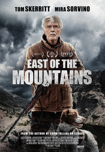 East of the Mountains movie poster