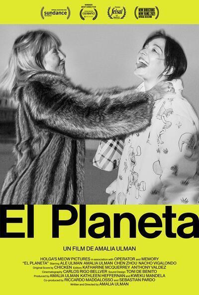El Planeta movie poster