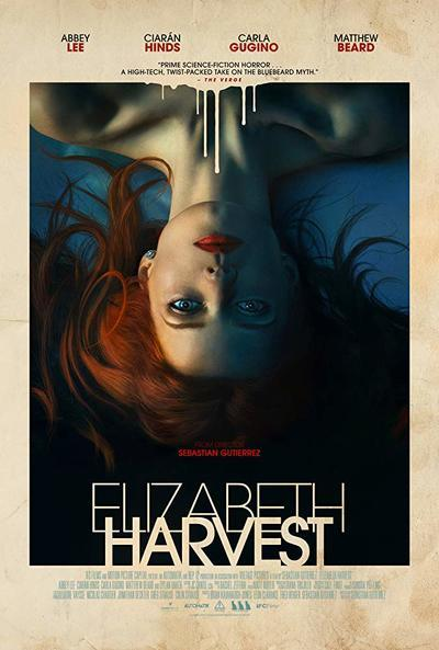 Elizabeth Harvest movie poster
